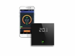 Steuerung über Smartphone für elektrische Fussbodenheizung