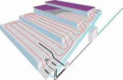 rampenheizung und freifl chenheizung elektrische. Black Bedroom Furniture Sets. Home Design Ideas