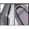 Kantenschutz Niro für Dachrinnenheizung